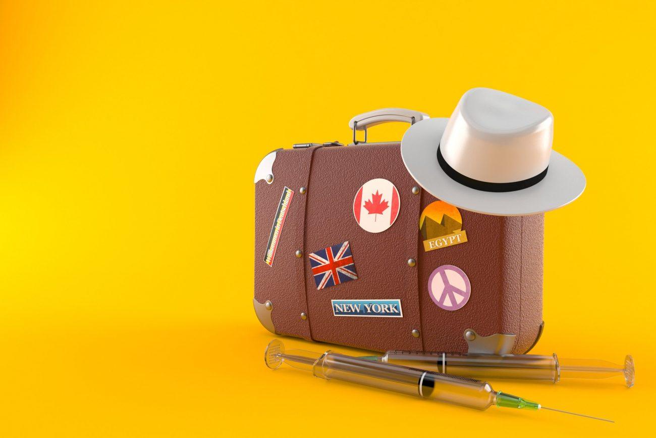 suntikan vaksin sebelum travel ke luar negara sangat penting