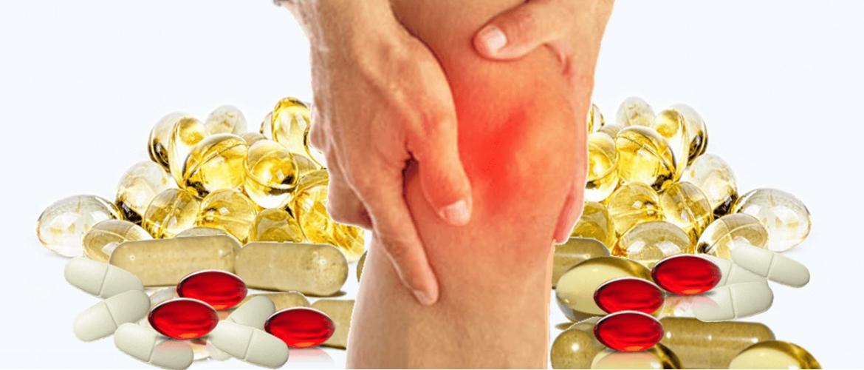 suplemen untuk sakit lutut berkesan