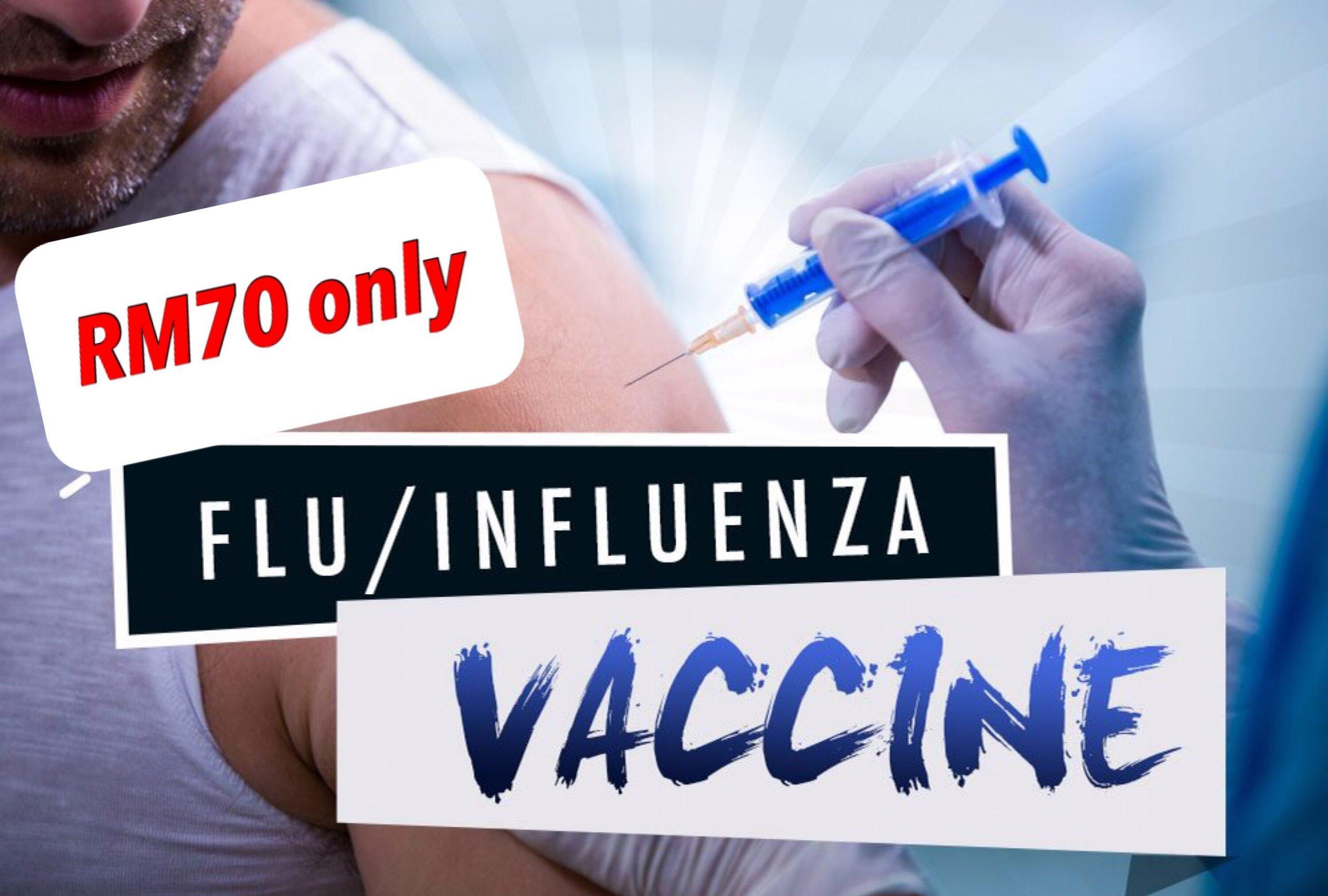 adakah vaksin influenza cegah jangkitan covid-19